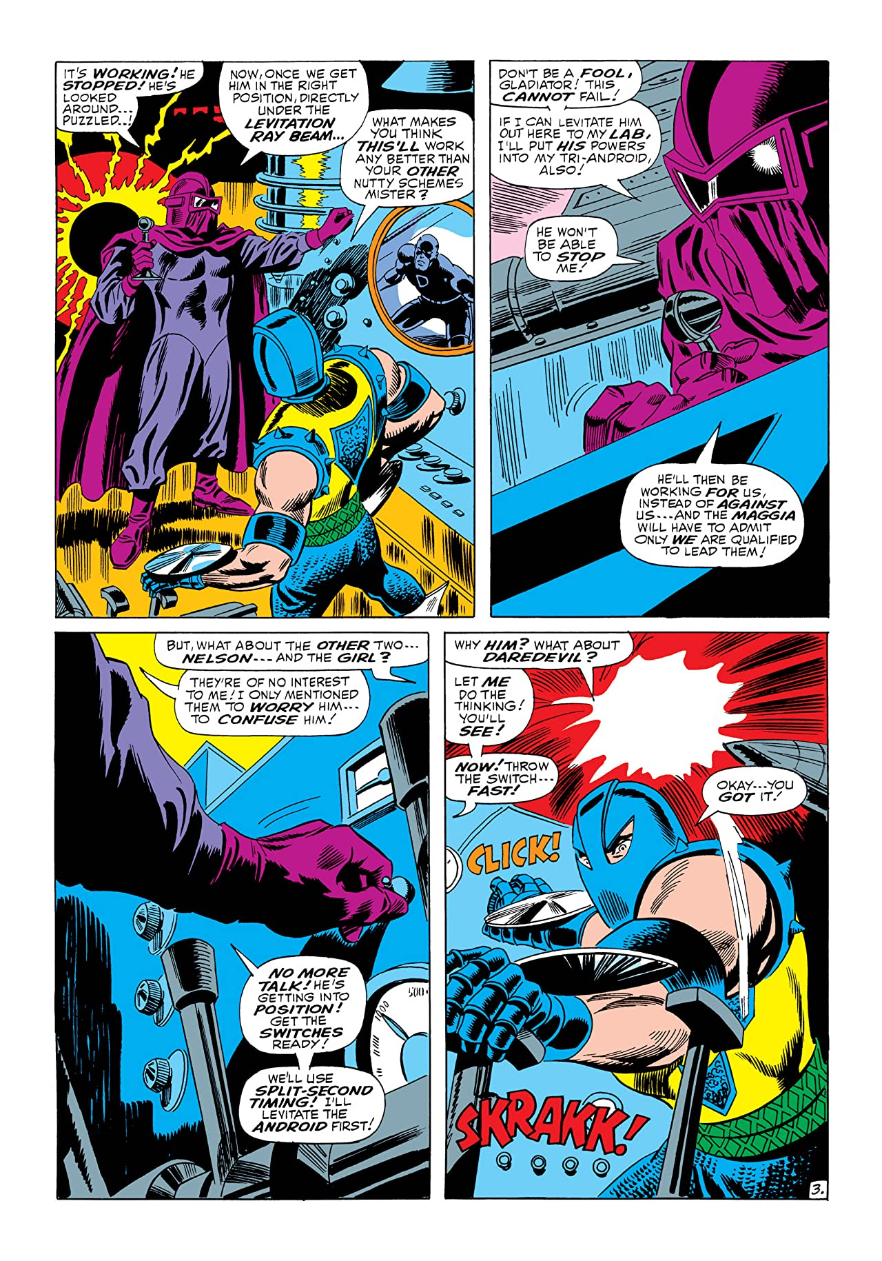 Daredevil (1964-1998) #23