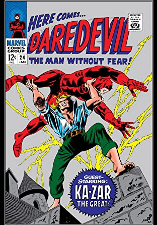 Daredevil (1964-1998) No.24