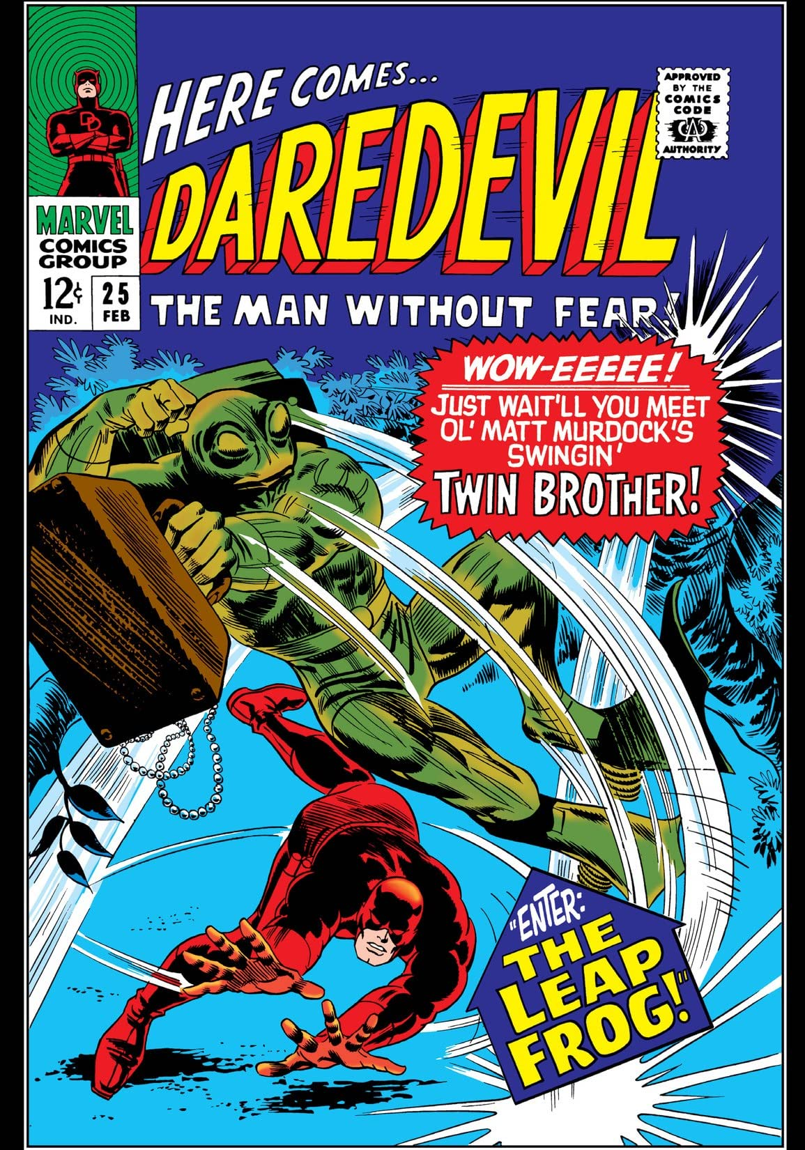 Daredevil (1964-1998) #25
