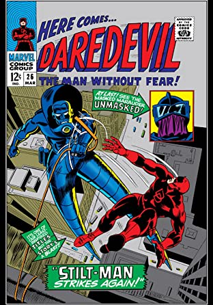 Daredevil (1964-1998) No.26