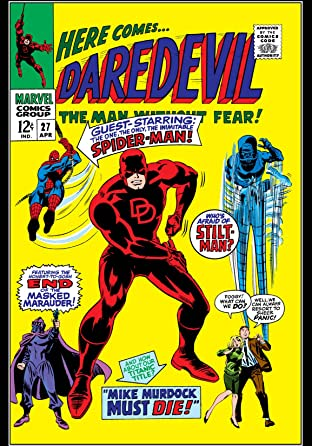 Daredevil (1964-1998) No.27