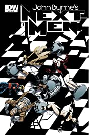 John Byrne's Next Men #31