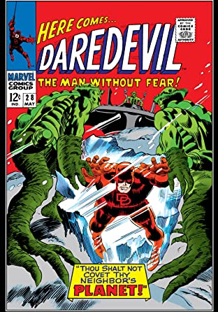 Daredevil (1964-1998) No.28