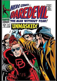 Daredevil (1964-1998) #29