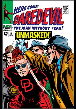 Daredevil (1964-1998) No.29