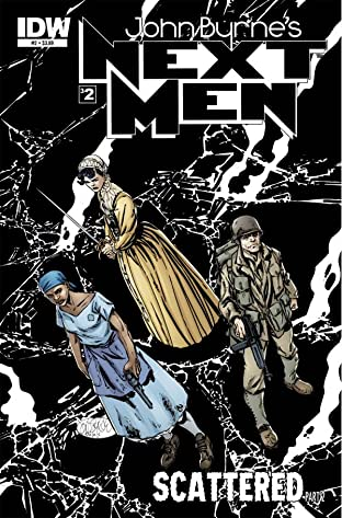 John Byrne's Next Men #32