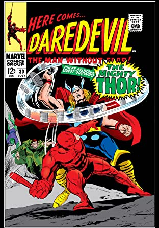 Daredevil (1964-1998) No.30