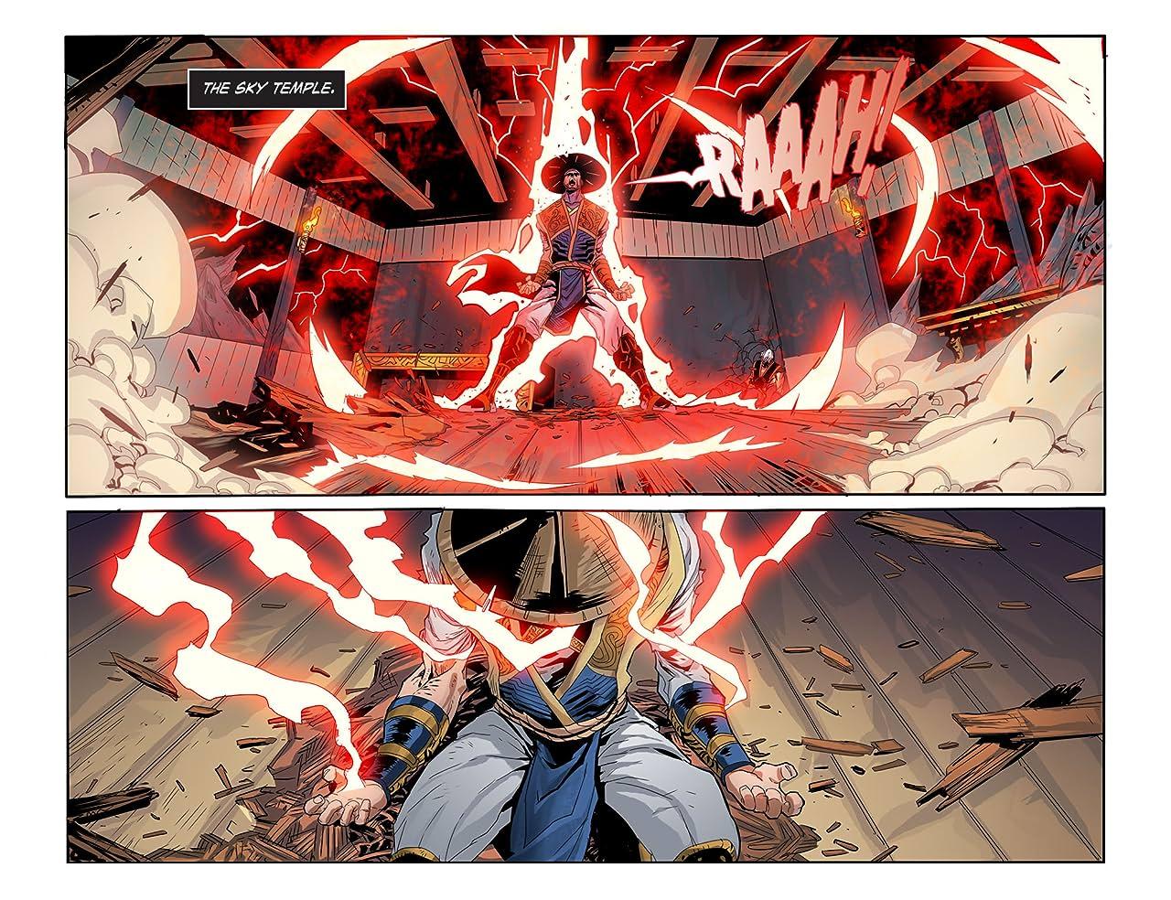 Mortal Kombat X (2015) #4