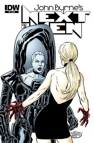 John Byrne's Next Men #33