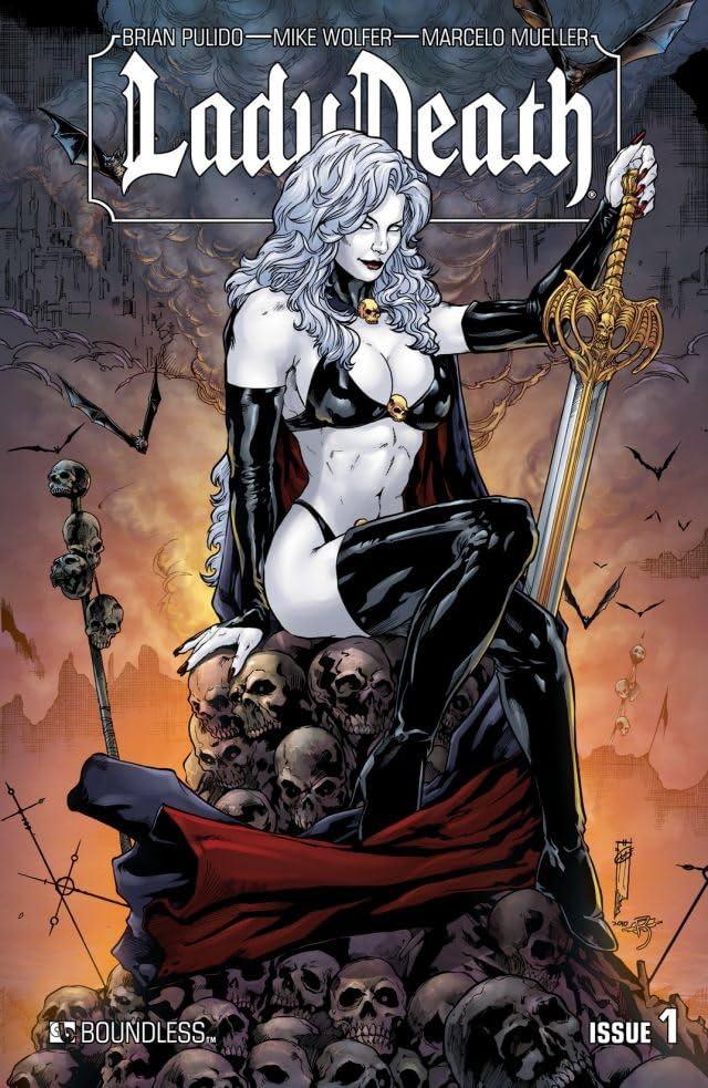 Lady Death #1