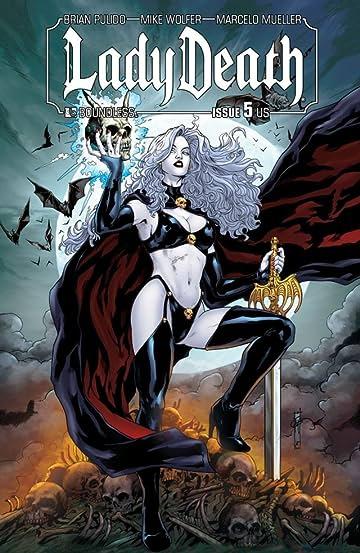 Lady Death #5
