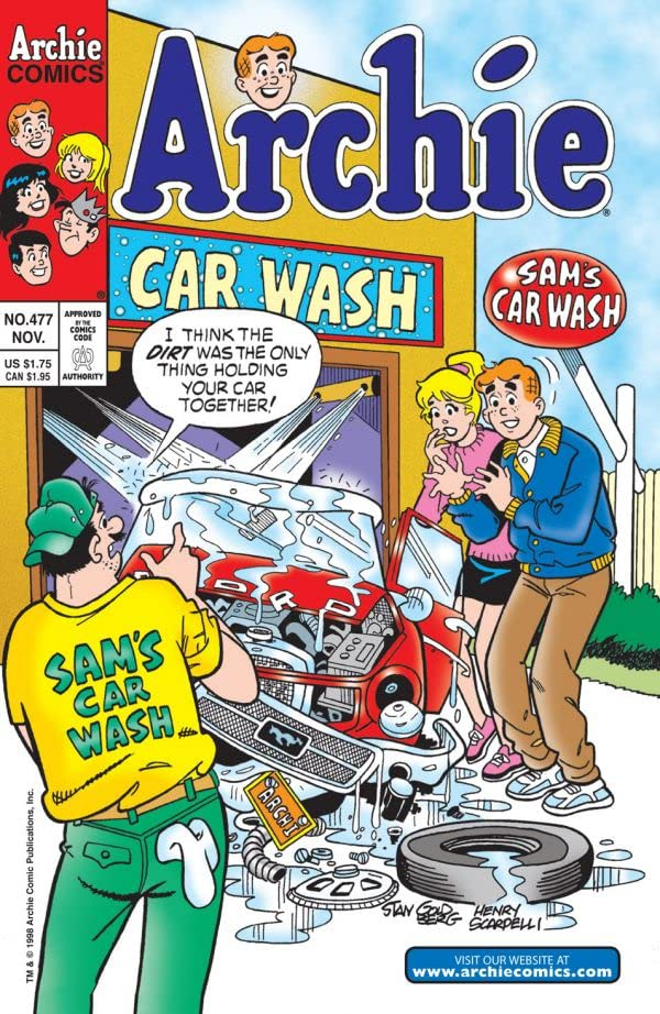Archie #477