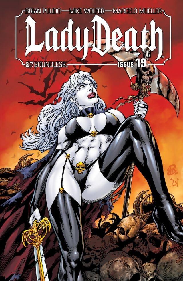 Lady Death #19