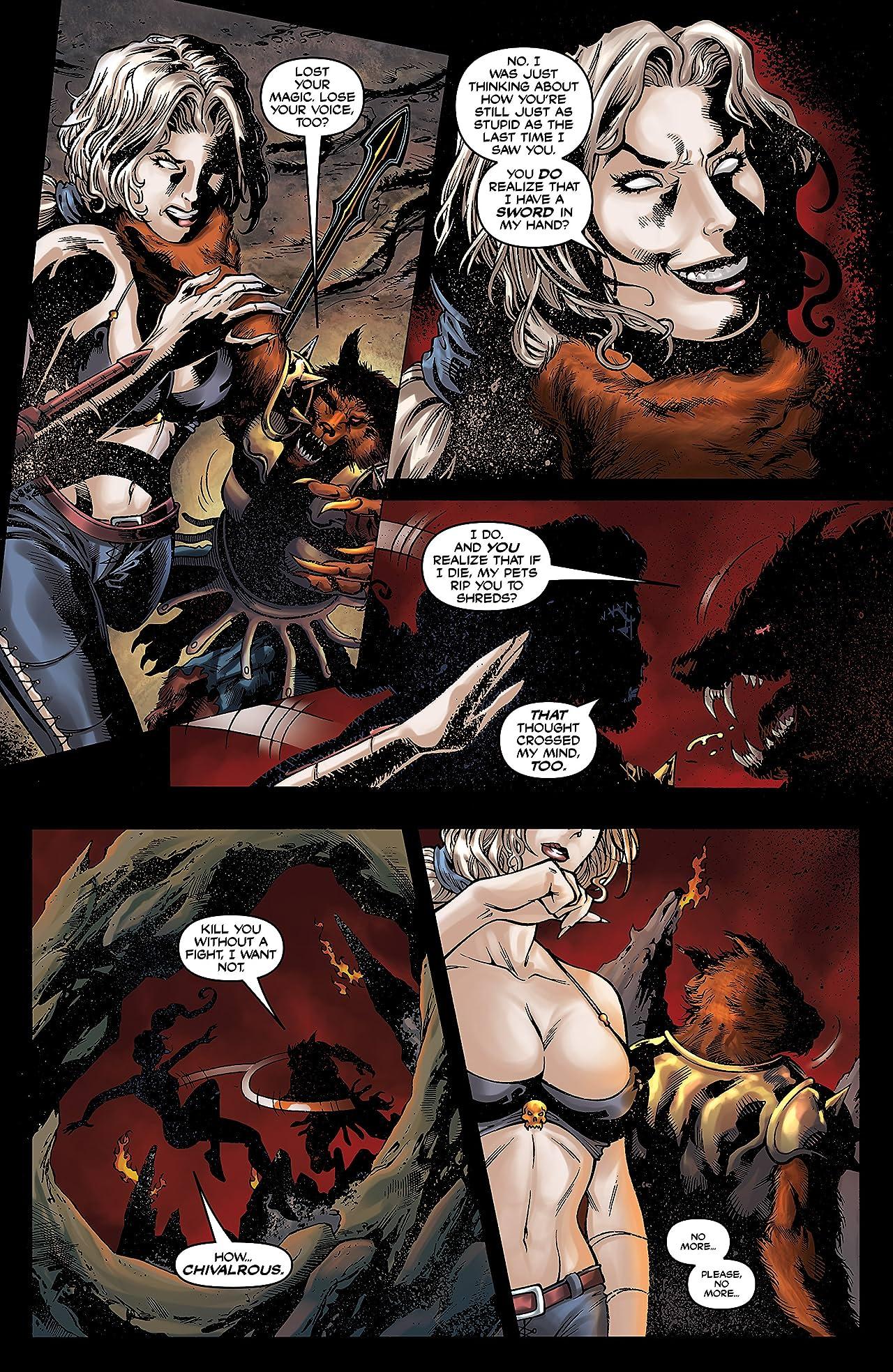 Lady Death #21