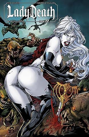 Lady Death #22