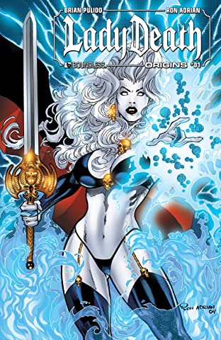 Lady Death Origins No.1