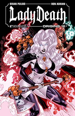 Lady Death Origins #2