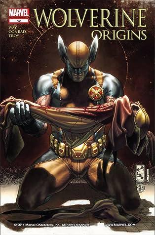 Wolverine: Origins #49