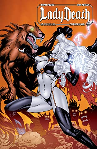 Lady Death Origins #3
