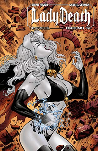 Lady Death Origins #4