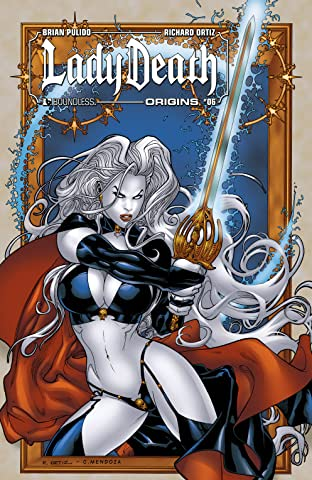 Lady Death Origins #6