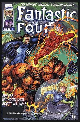 Fantastic Four (1996-1997) #1