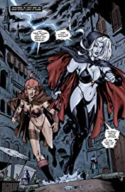 Lady Death Origins #7