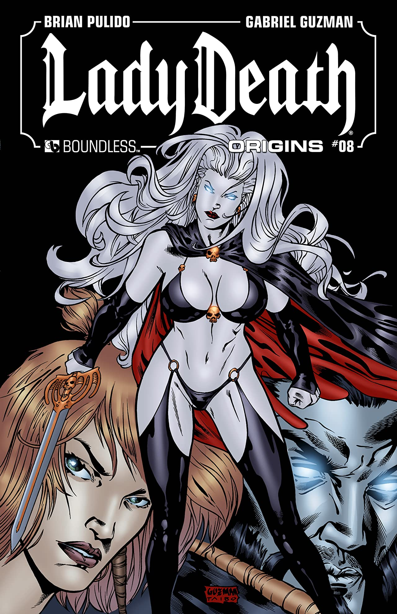 Lady Death Origins #8