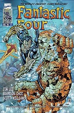 Fantastic Four (1996-1997) #2