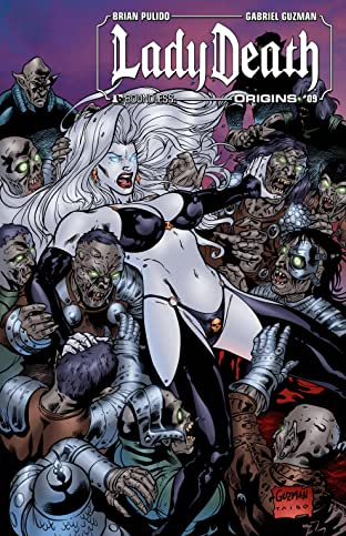 Lady Death Origins #9