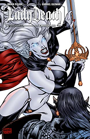 Lady Death Origins #10