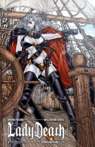 Lady Death Origins #11