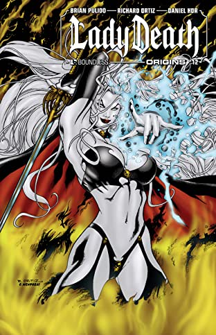 Lady Death Origins #12