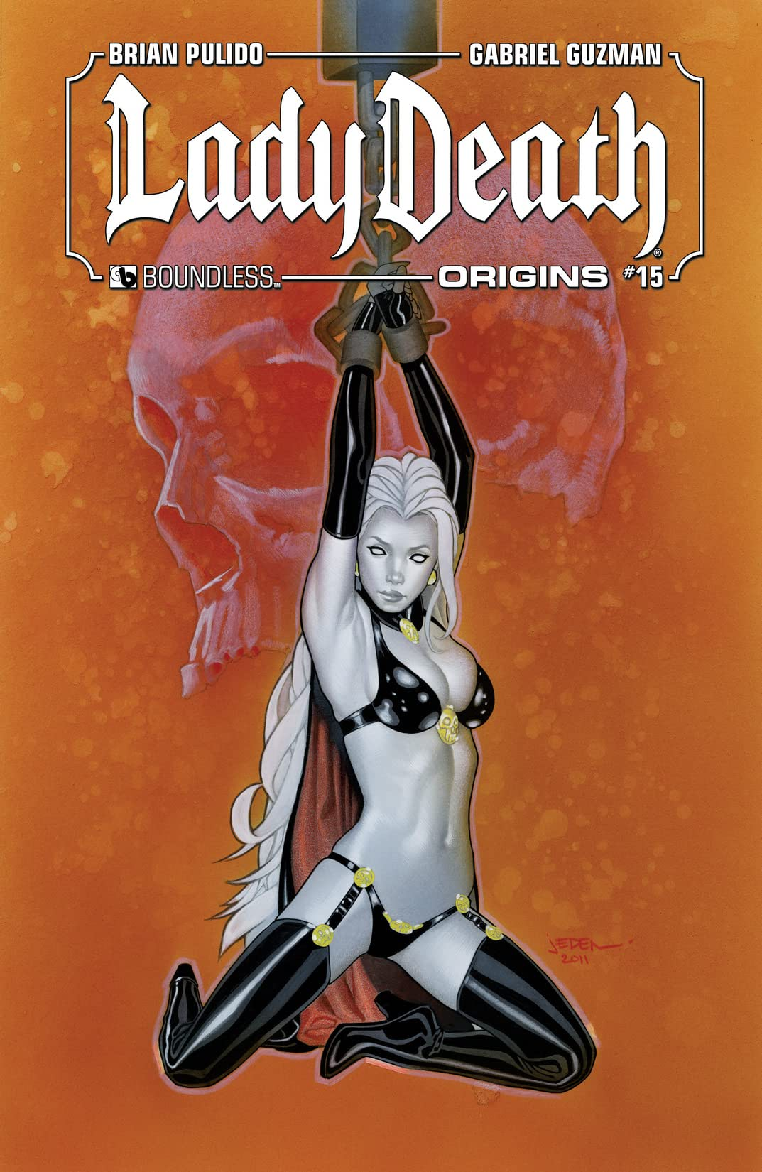 Lady Death Origins #15