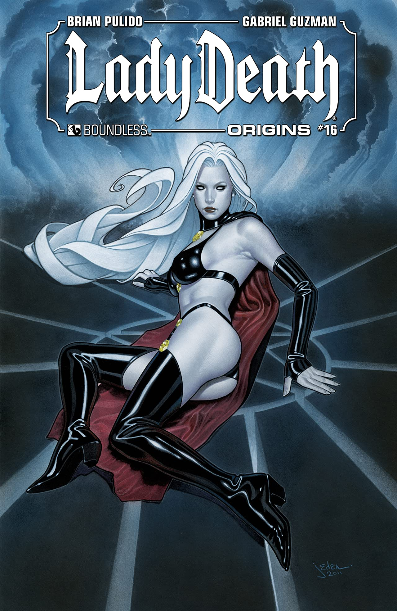 Lady Death Origins #16