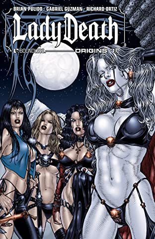 Lady Death Origins #17