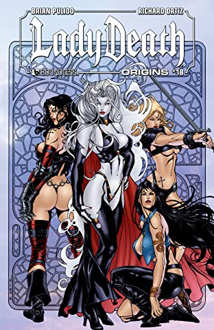 Lady Death Origins #18