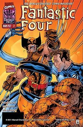 Fantastic Four (1996-1997) #7