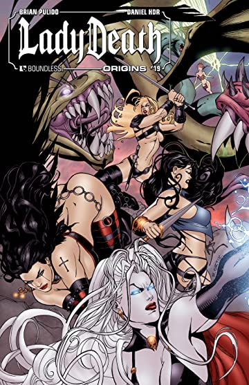 Lady Death Origins #19
