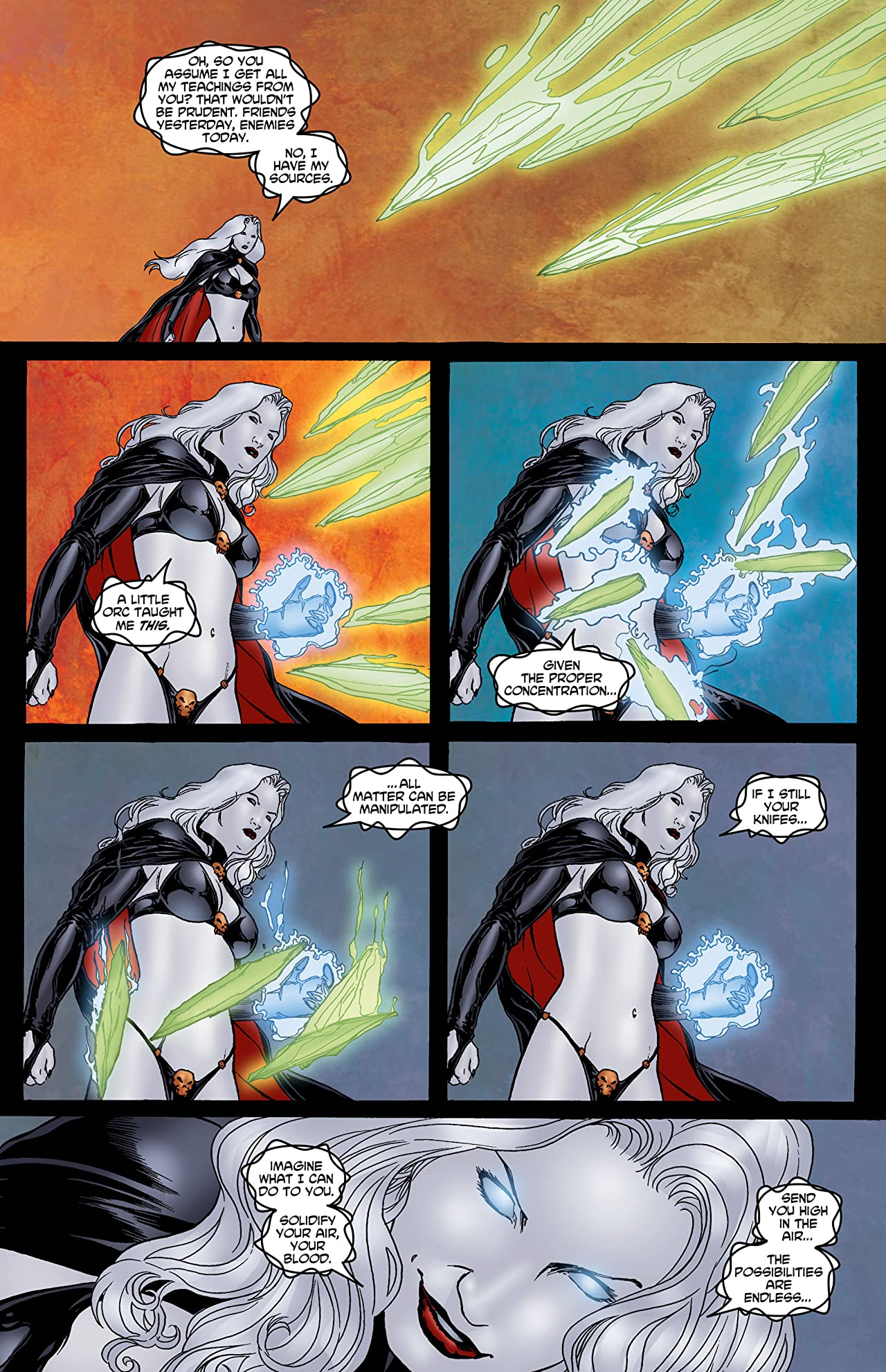 Lady Death Origins #20