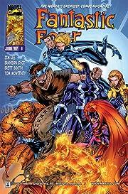 Fantastic Four (1996-1997) #8