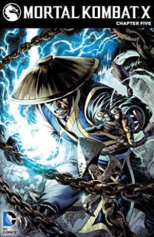 Mortal Kombat X (2015) No.5