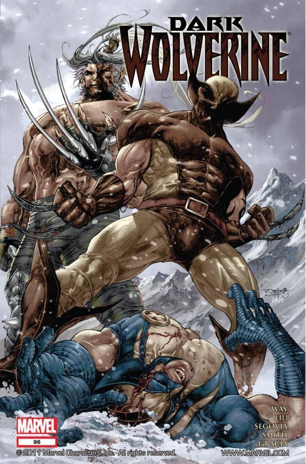 Dark Wolverine #86
