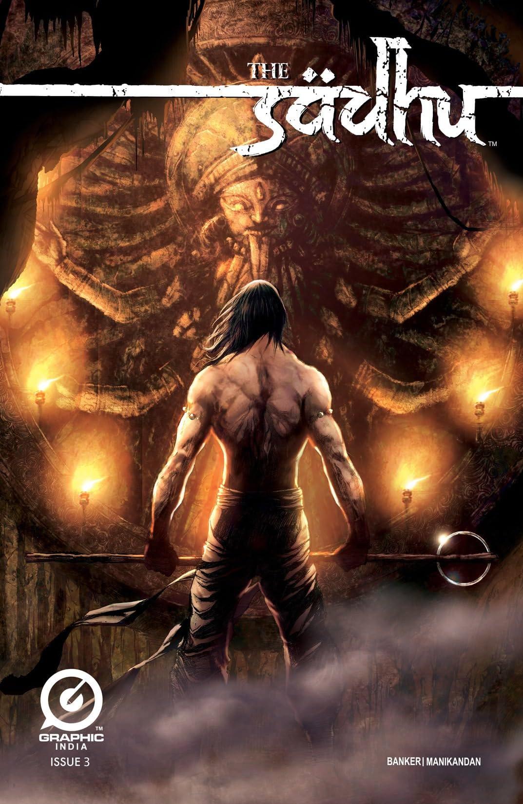 The Sadhu #3
