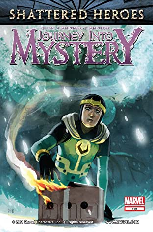 Journey Into Mystery (2011-2013) #632