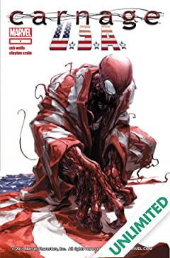 Carnage USA #1 (of 5)