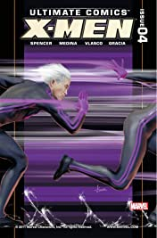 Ultimate Comics X-Men #4