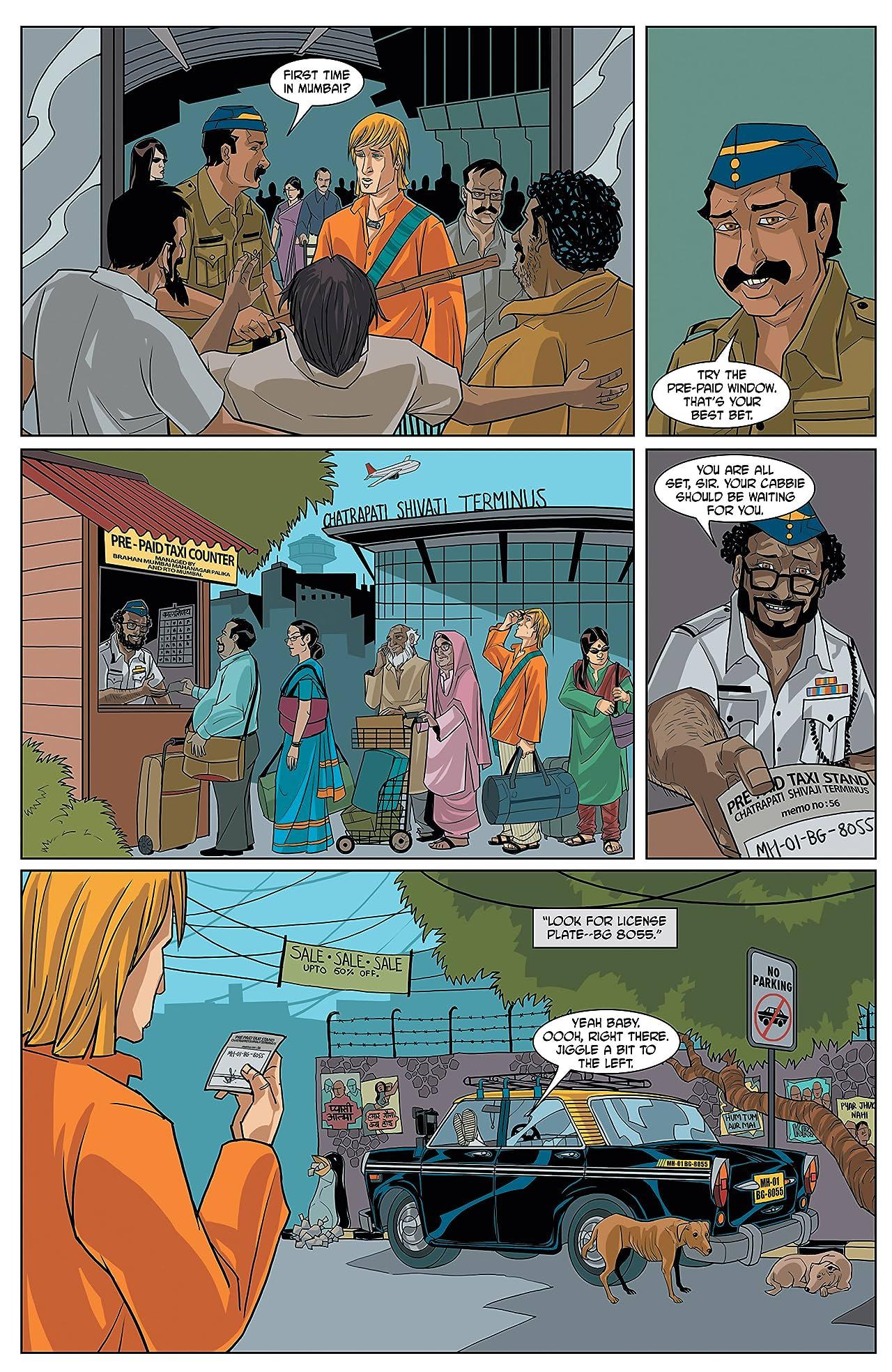 Mumbai MacGuffin #1