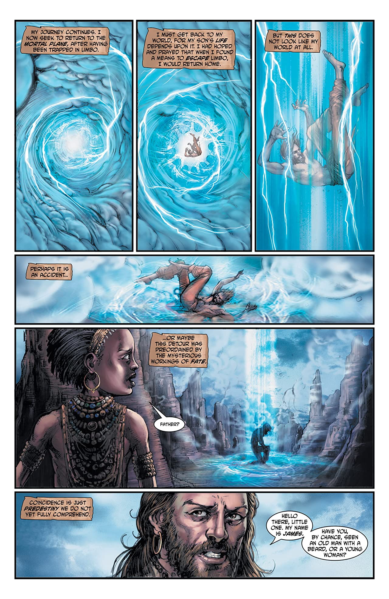 The Sadhu: The Silent Ones #3