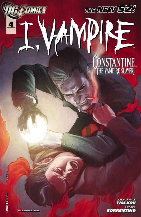 I, Vampire (2011-2013) #4